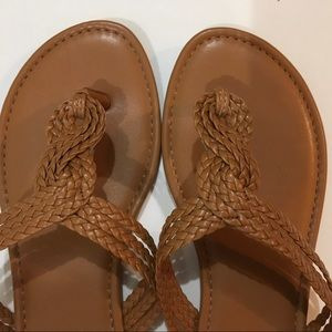 Talbots sandals. 7.
